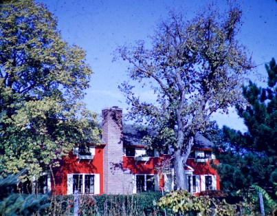 Autumn - The Red House