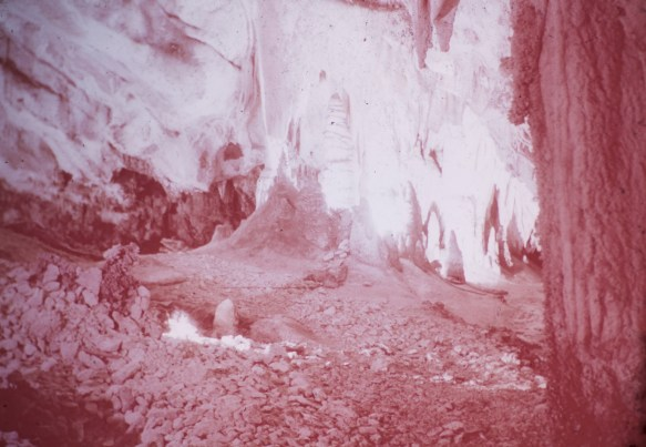 Carlsbad Caverns - Interior Big Room