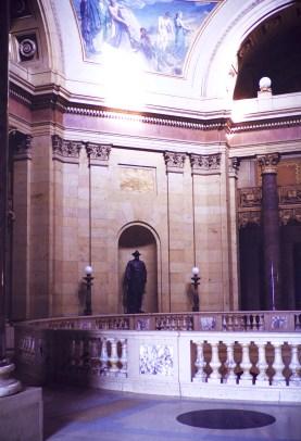 Minnesota State Capitol - Interior, Minnesota State Capitol