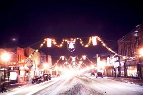 Christmas - Hutch Main Street