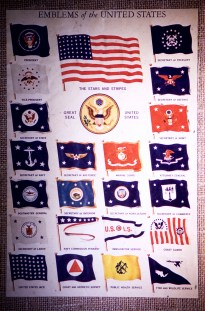 US Capitol - Emblems of the United States