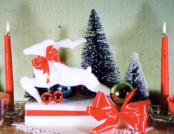 Christmas - Christmas Centerpiece
