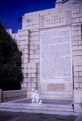 Forest Lawn - Builder's Creed