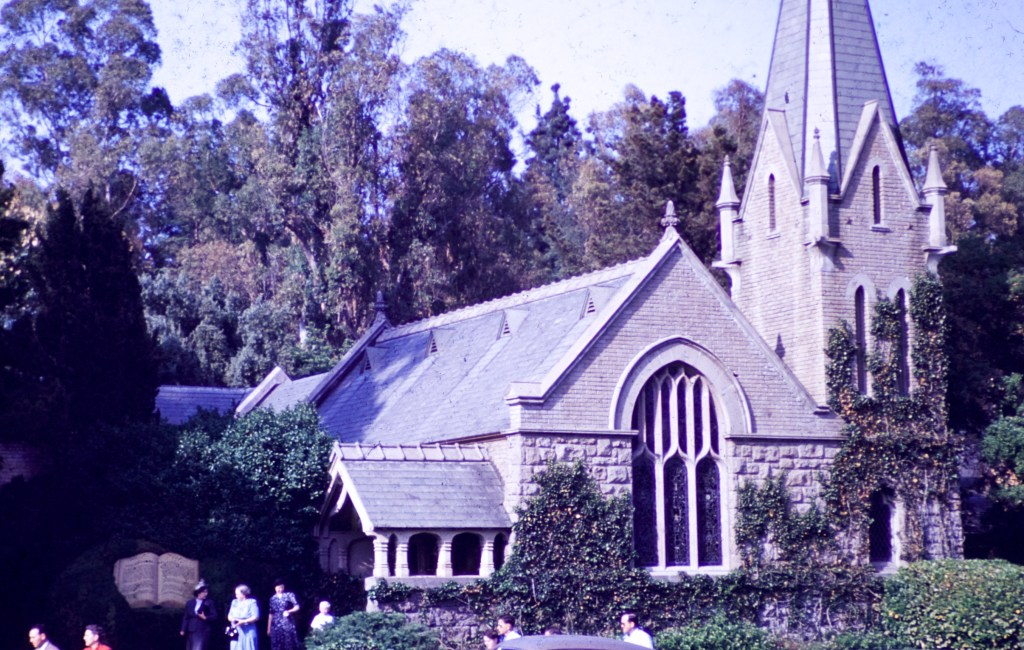 Forest Lawn – Little Church of the Flowers