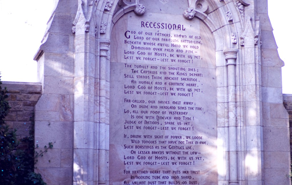 Forest Lawn – Recessional