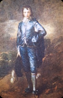 "Huntington Library and Art Gallery - ""Blue Boy"" - Thomas Gainsborough"