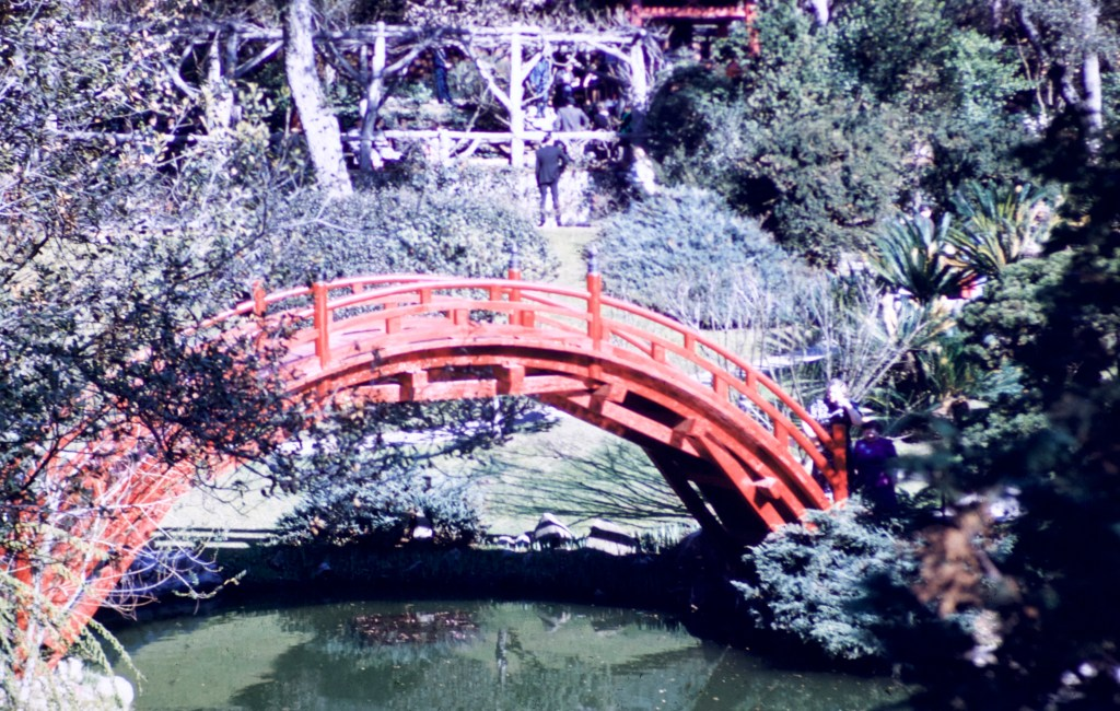 Huntington Library and Art Gallery – Jap Bridge – Oriental Garden