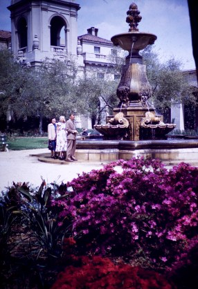 Pasadena City Hall - Garden