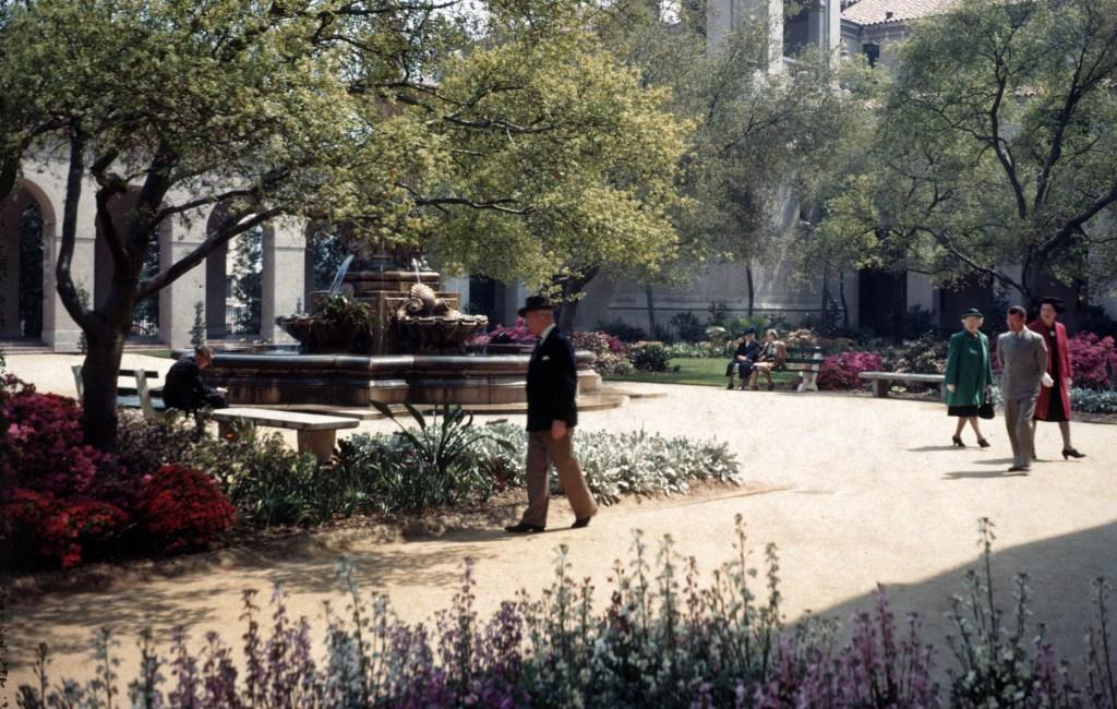Pasadena City Hall – Garden