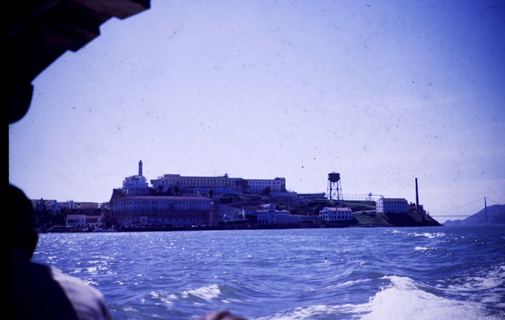 San Francisco – Alcatraz