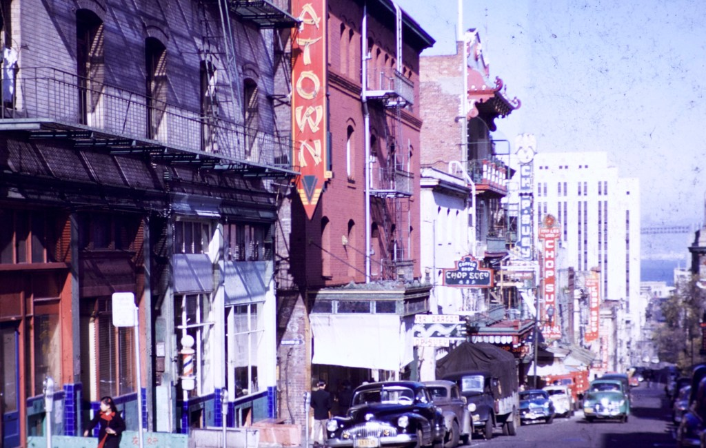 San Francisco – China Town
