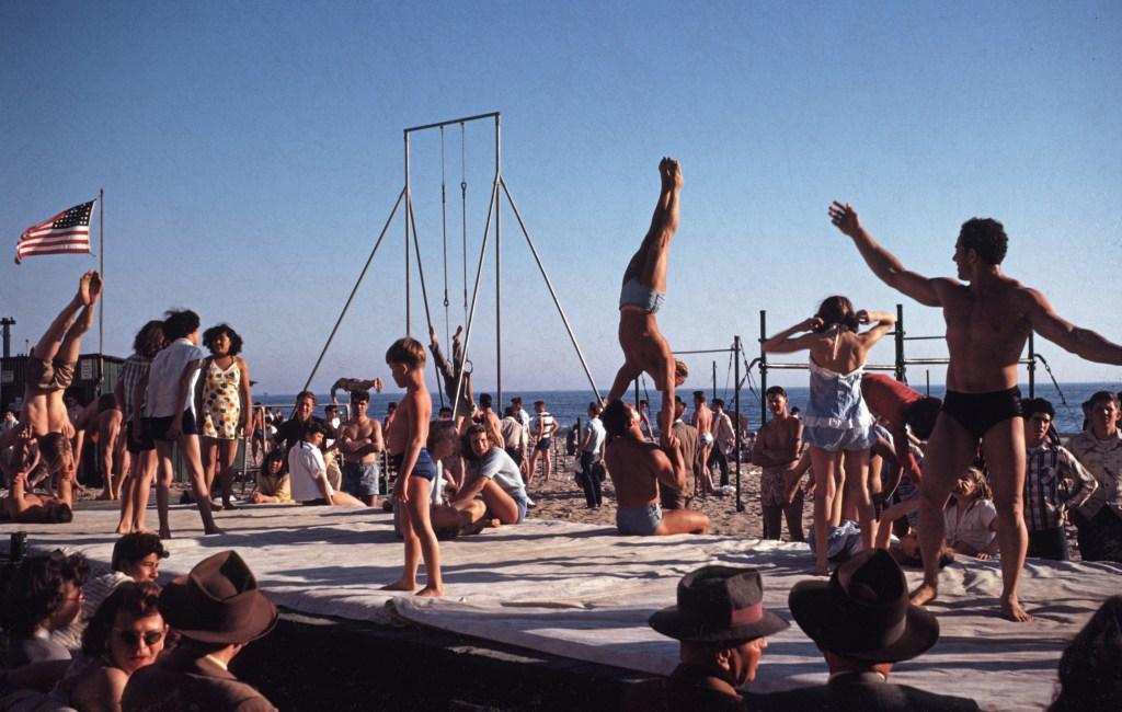 Santa Monica – Muscle Beach