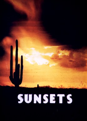 Title Cards - Sunsets