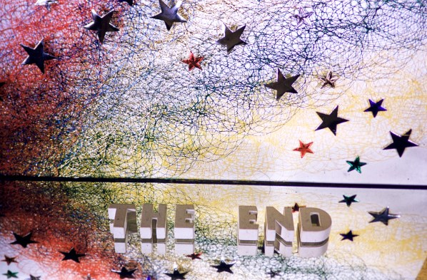 Title Cards - The End