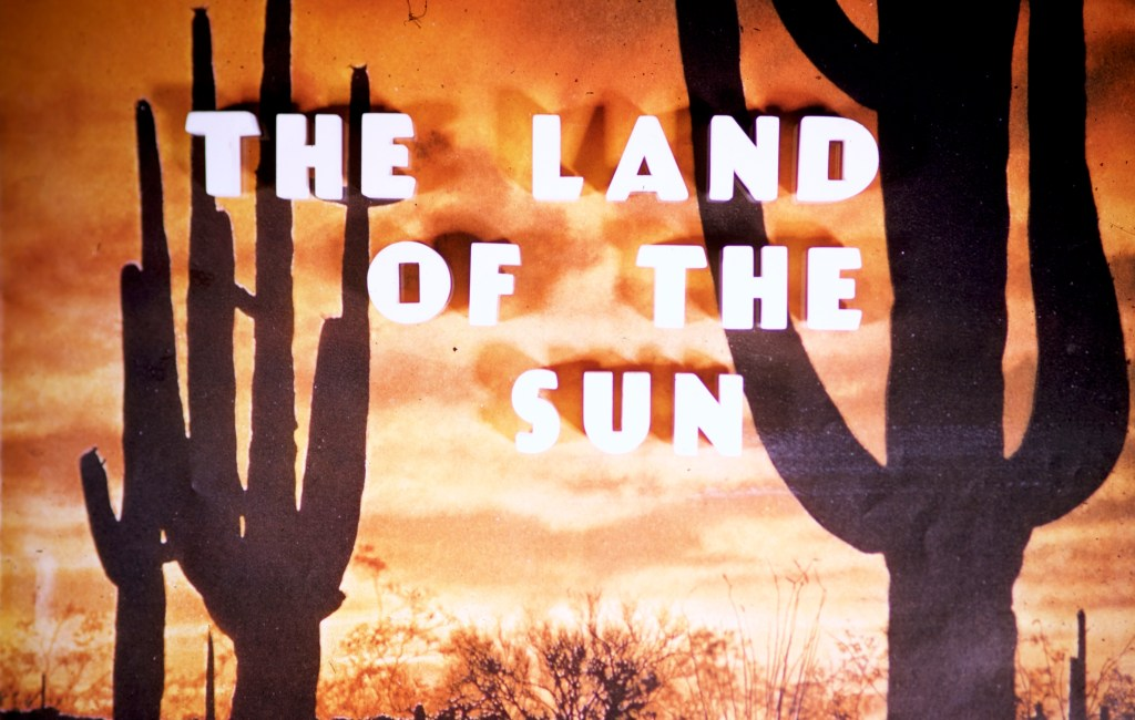 Title Cards – The Land of the Sun