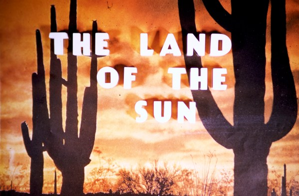 Title Cards - The Land of the Sun