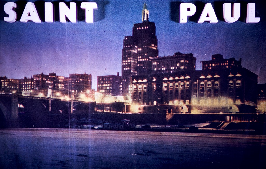 Title Cards – Saint Paul