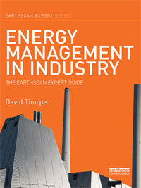 David Thorpe's  Energy Management in Industry book cover