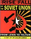 Soviet Union Trading Cards Box
