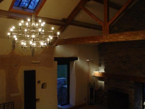 lighting ideas for barn conversions