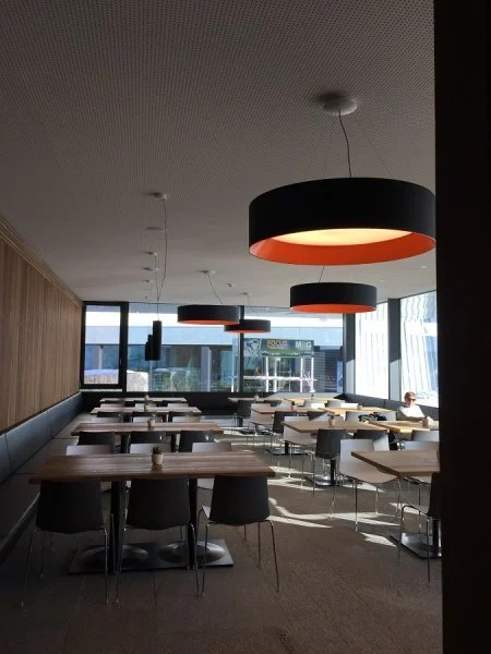 Artemide Architectural Tagora Suspension 80 LED