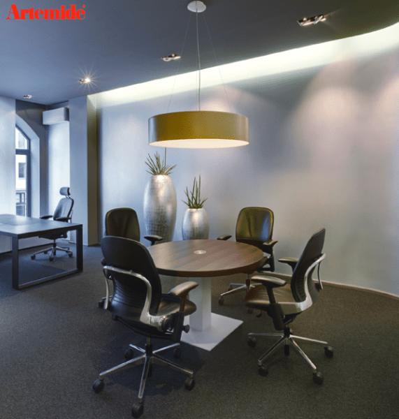 Artemide Architectural Tagora Suspension 970 LED