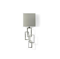 Porta Romana Salperton Wall Light Small