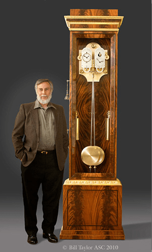 HandCrafted Clocks & Timepieces