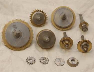Wheels & cutters