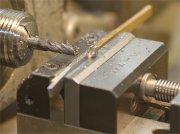 Milling the upper pallet