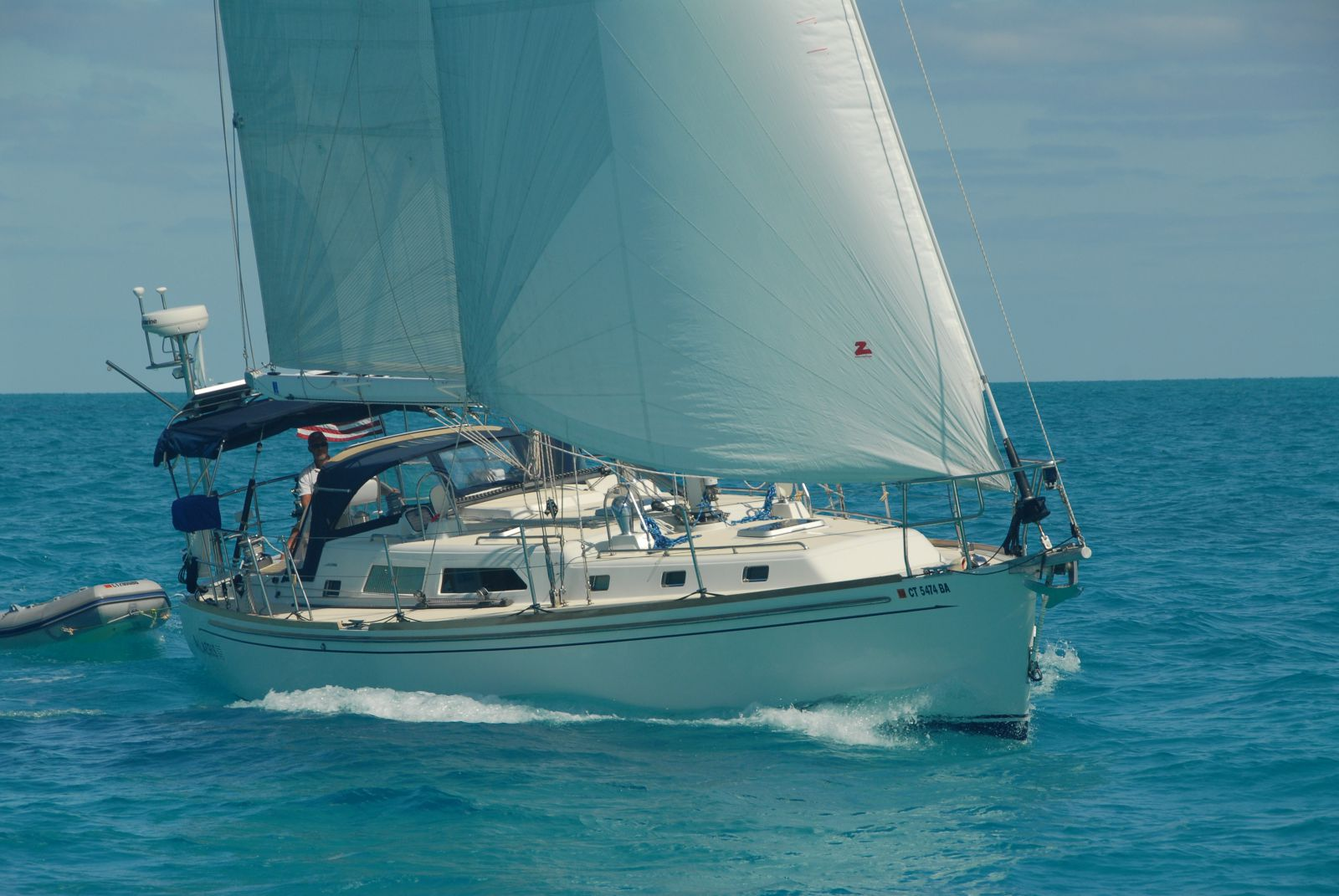 2004 Outbound Annapolis MD David Walters Yachts