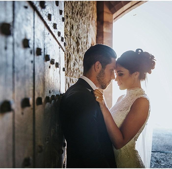 Peckforton Castle wedding photographer - Hollie & Jacob