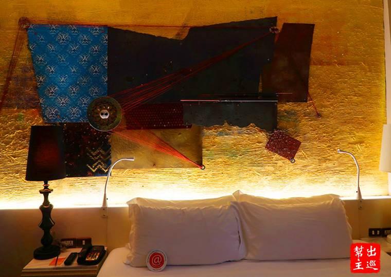 視覺系設計旅店:Siam@Siam Design Hotel Bangkok