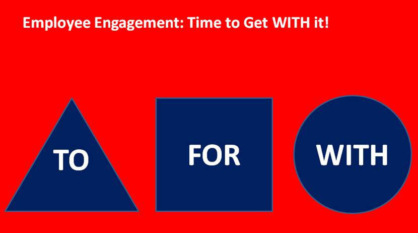 Employee Engagement To For With