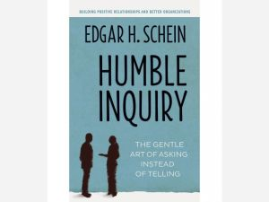 Humble Inquiry Book Cover