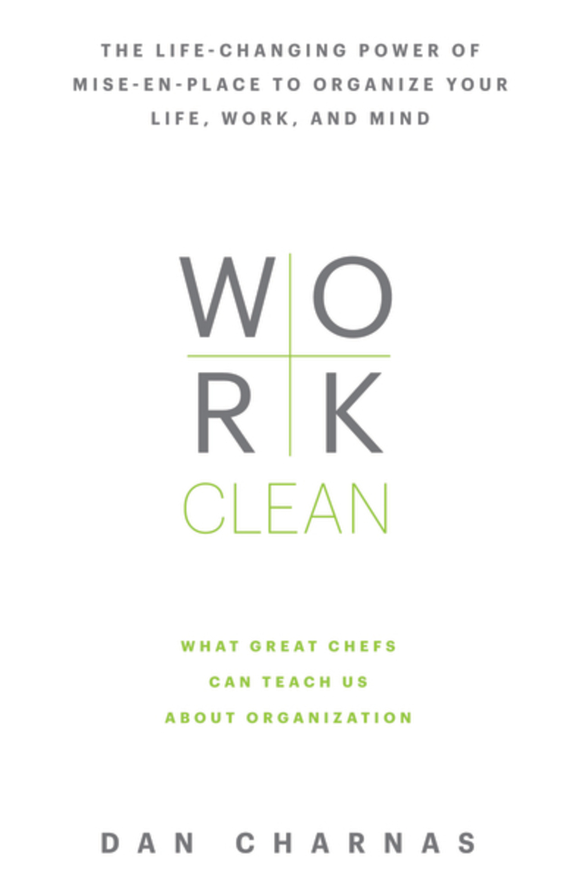 Work Clean Cover