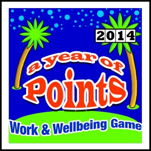 Year of Points button
