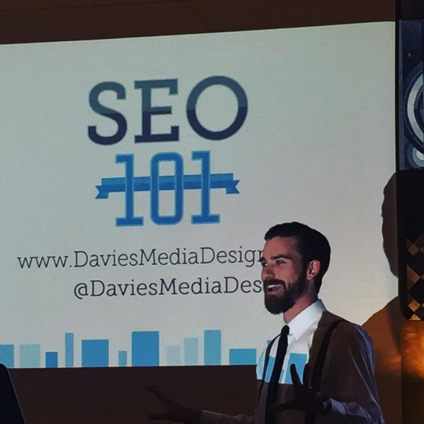SEO 101 Workshop with Michael Davies