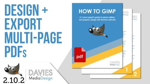 how to create a multi page pdf