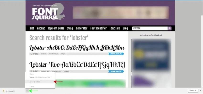 20 free font websites everyone should visit.