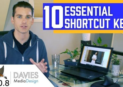 10 Essential Shortcut Keys in GIMP