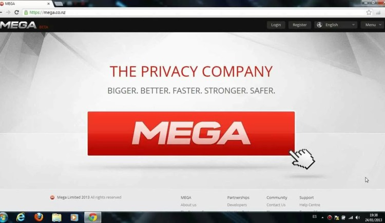 Megaupload: Novo serviço do criador Kim Dotcom