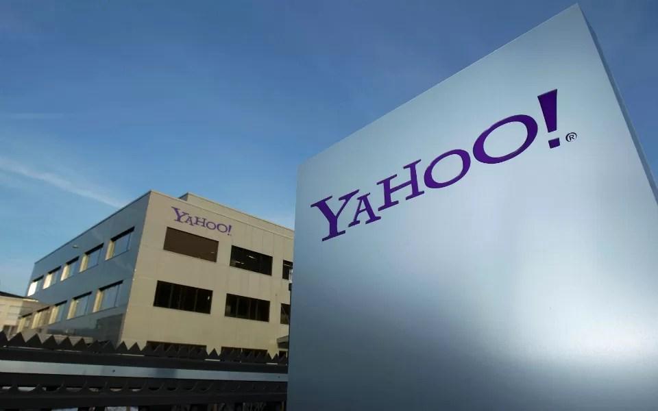 Yahoo sofre grande ataque