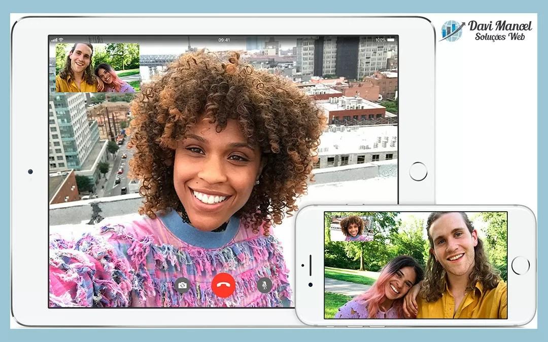FaceTime da Apple conseguirá fazer videochamadas para até 32 pessoas