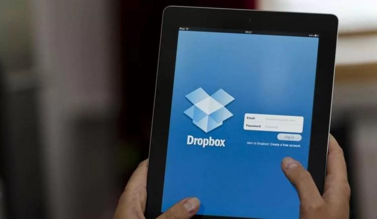 Dropbox lança o Transfer, serviço que compartilha 100 GB de arquivos