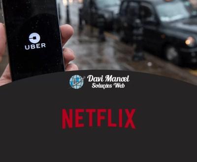 Netflix e Uber poderão pagar mais imposto com reforma tributária
