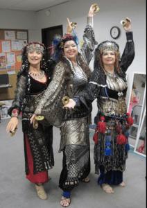 Assuite Trio - Camilla, Sarah, Celena
