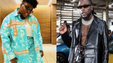 Nigeria To The World! Teni, Burna Boy, Represent With 2019 MTV EMAs Nominations