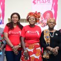 Tinsel Star, Abiola Williams And Vocal Coach, Ige Kachi Join In The Quest For Women Empowerment At SHAPE 2020 Launch
