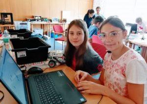 Programmieren, Robotik & 3D-Druck (7-10 J.)
